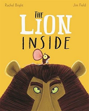 The Lion Inside: Board Book