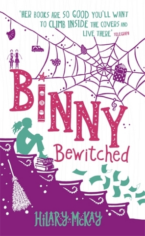 Binny Bewitched: Book 3