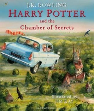 Harry Potter and the Chamber of Secrets: Illustrated Ed