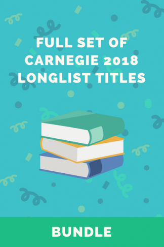 Carnegie Longlist 2018 Full Set