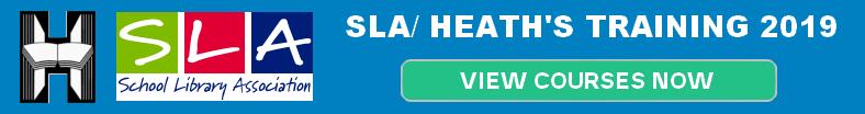 SLA/ Heath's Training 2019 - View courses here